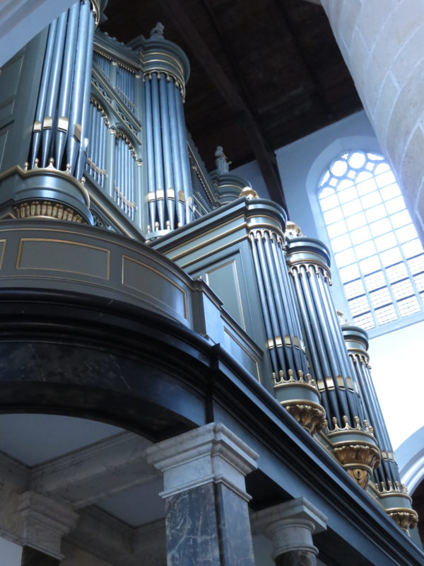 Oude Kerk Delft orgel