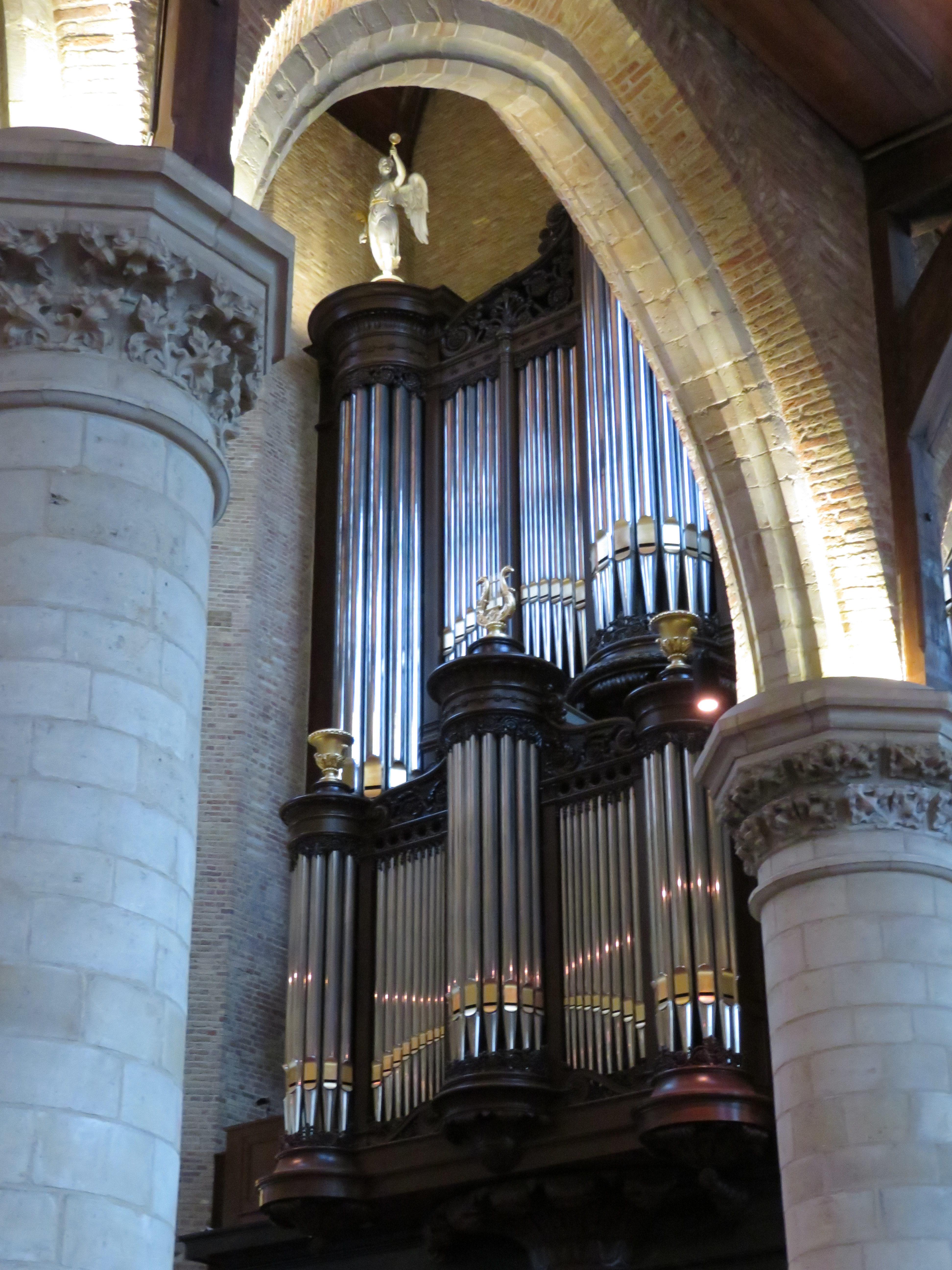 Nieuwe Kerk Delft Orgel